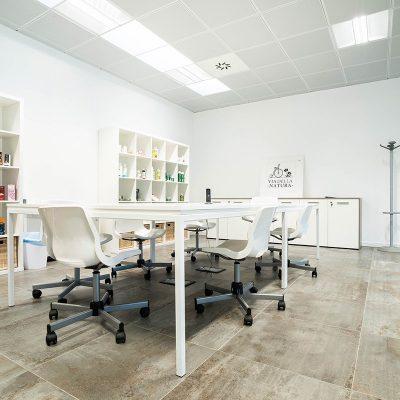 progetto arredamento ufficio