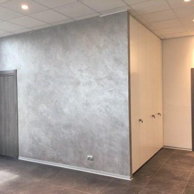 parete per ufficio