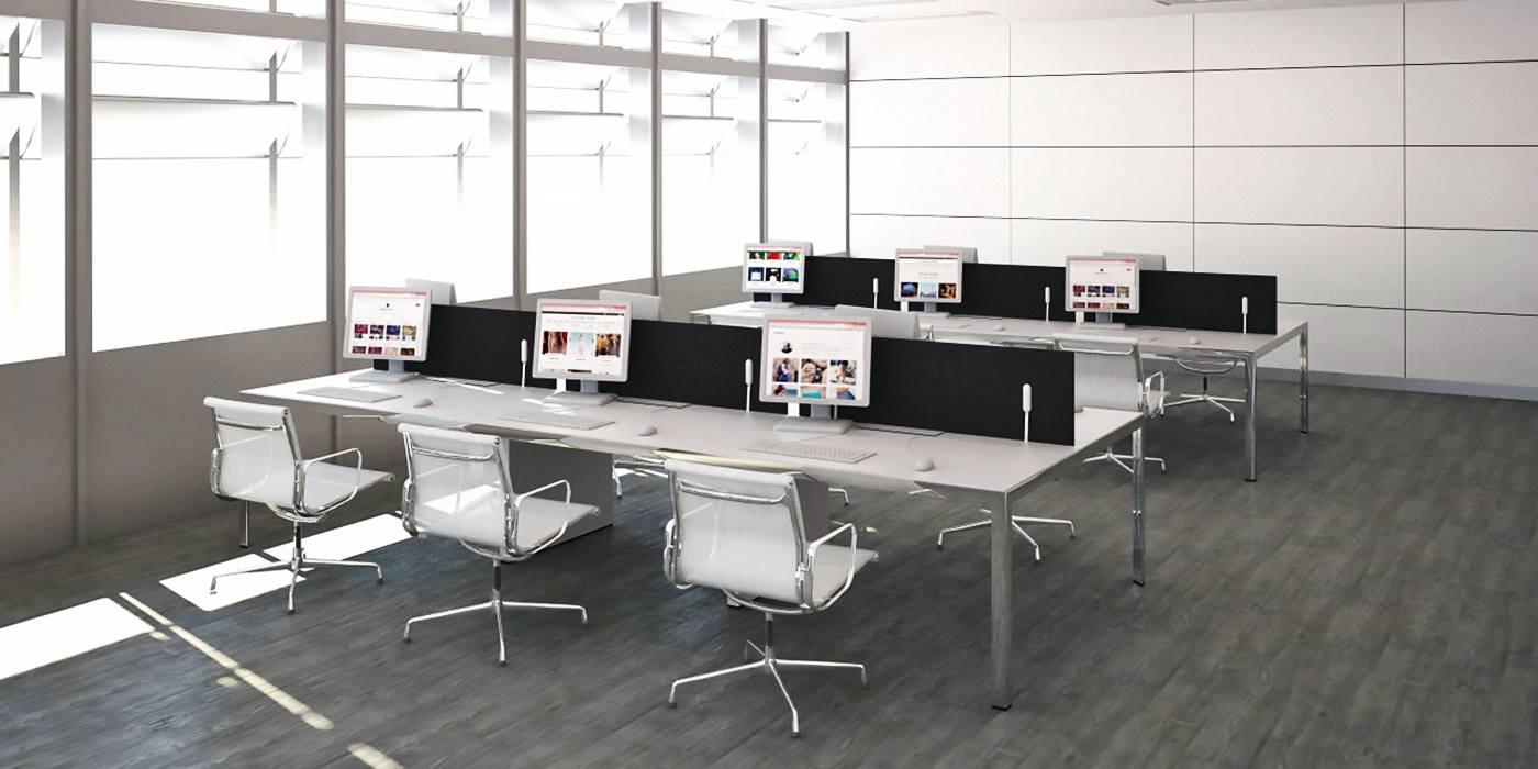 Arredoufficio arredamento per ufficio progettazione uffici for Arredamento per ufficio