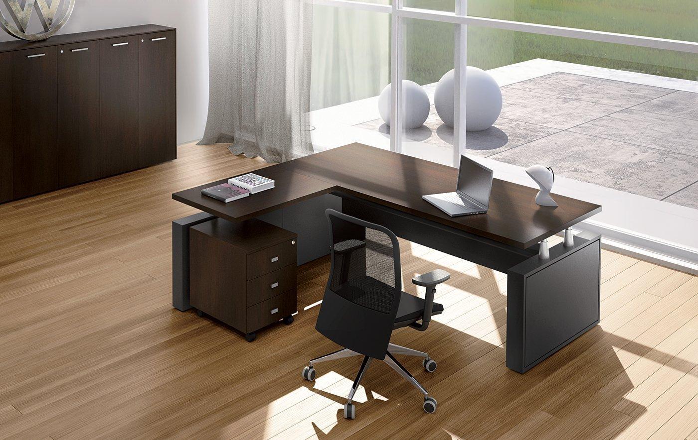 Produzione arredo ufficio arredoufficio arredamento for Arredamento ufficio design
