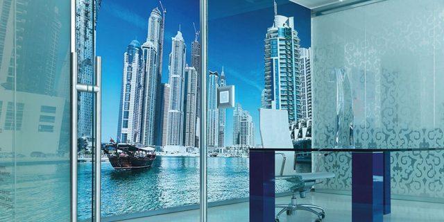 Parete divisoria per ufficio light wall arredamento for Pareti per ufficio