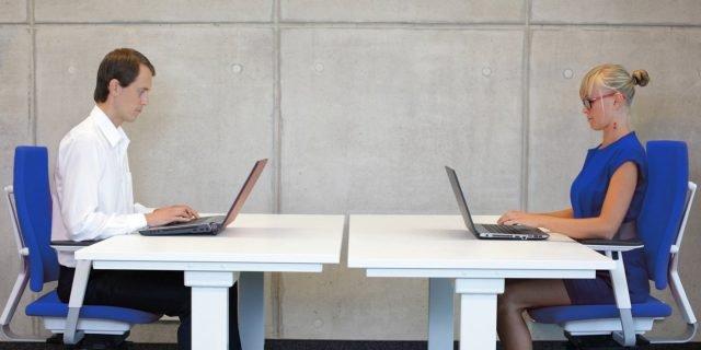 ergonomia ufficio