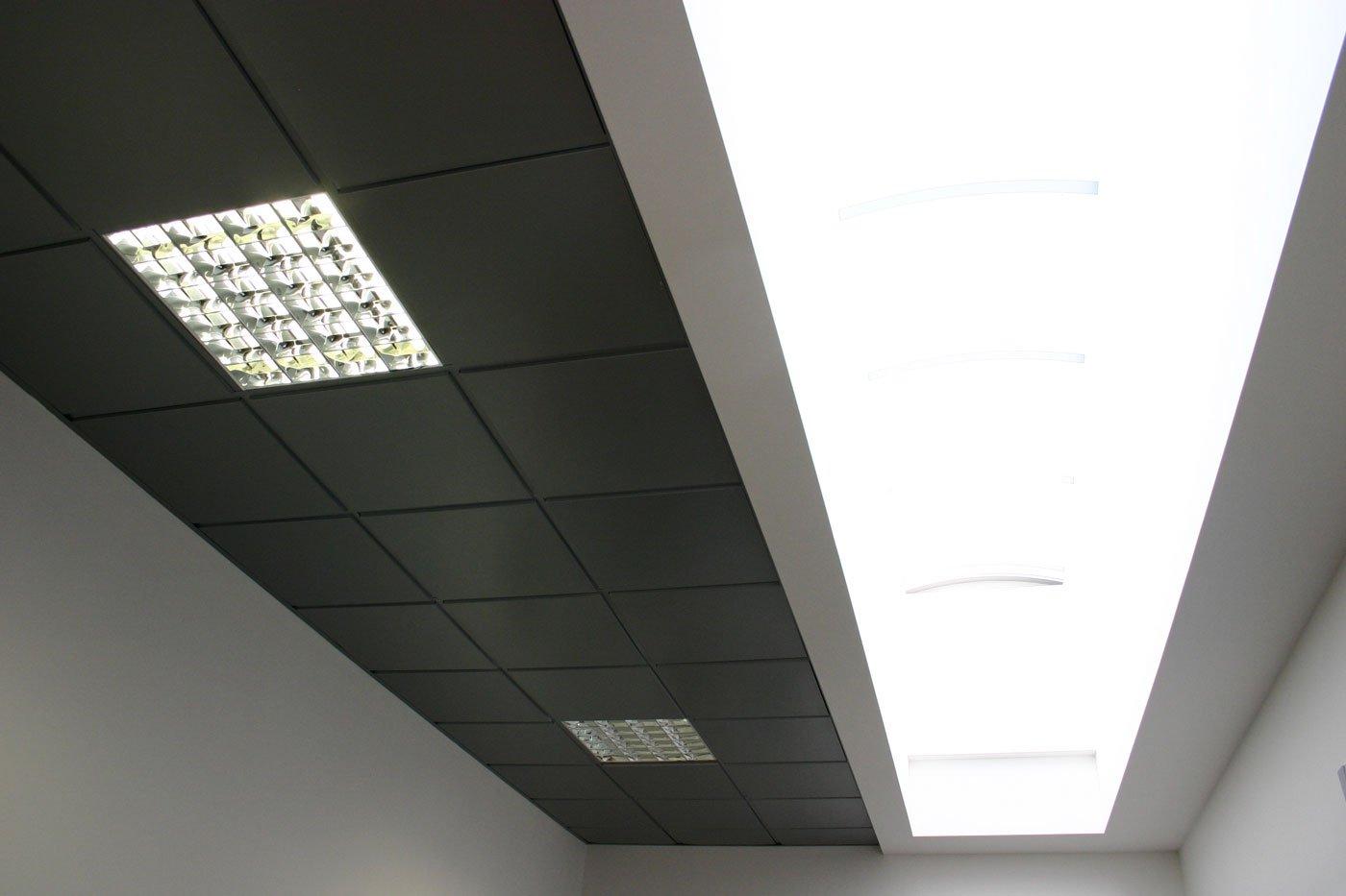Illuminazione per ufficio arredamento per ufficio