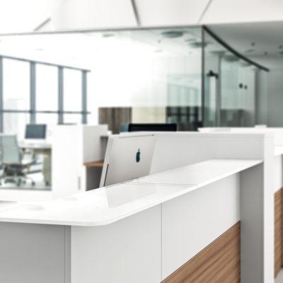 reception per ufficio