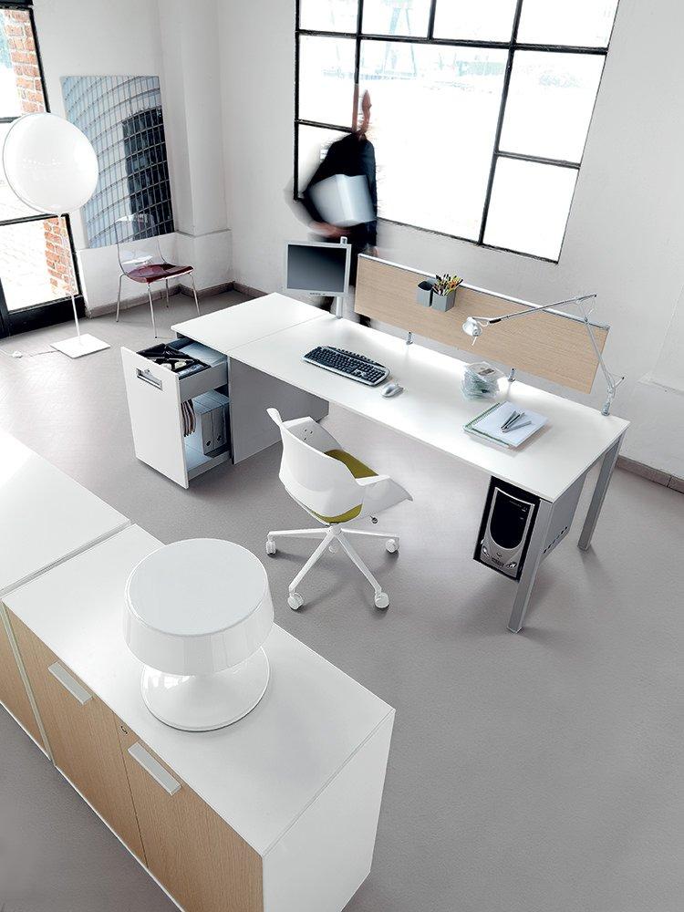 Progetto arredamento ufficio arredamento per ufficio for Arredamento per ufficio