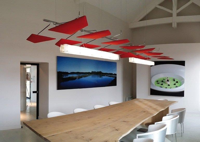 Pannelli fonoassorbenti arredamento per ufficio - Pannelli decorativi fonoassorbenti ...