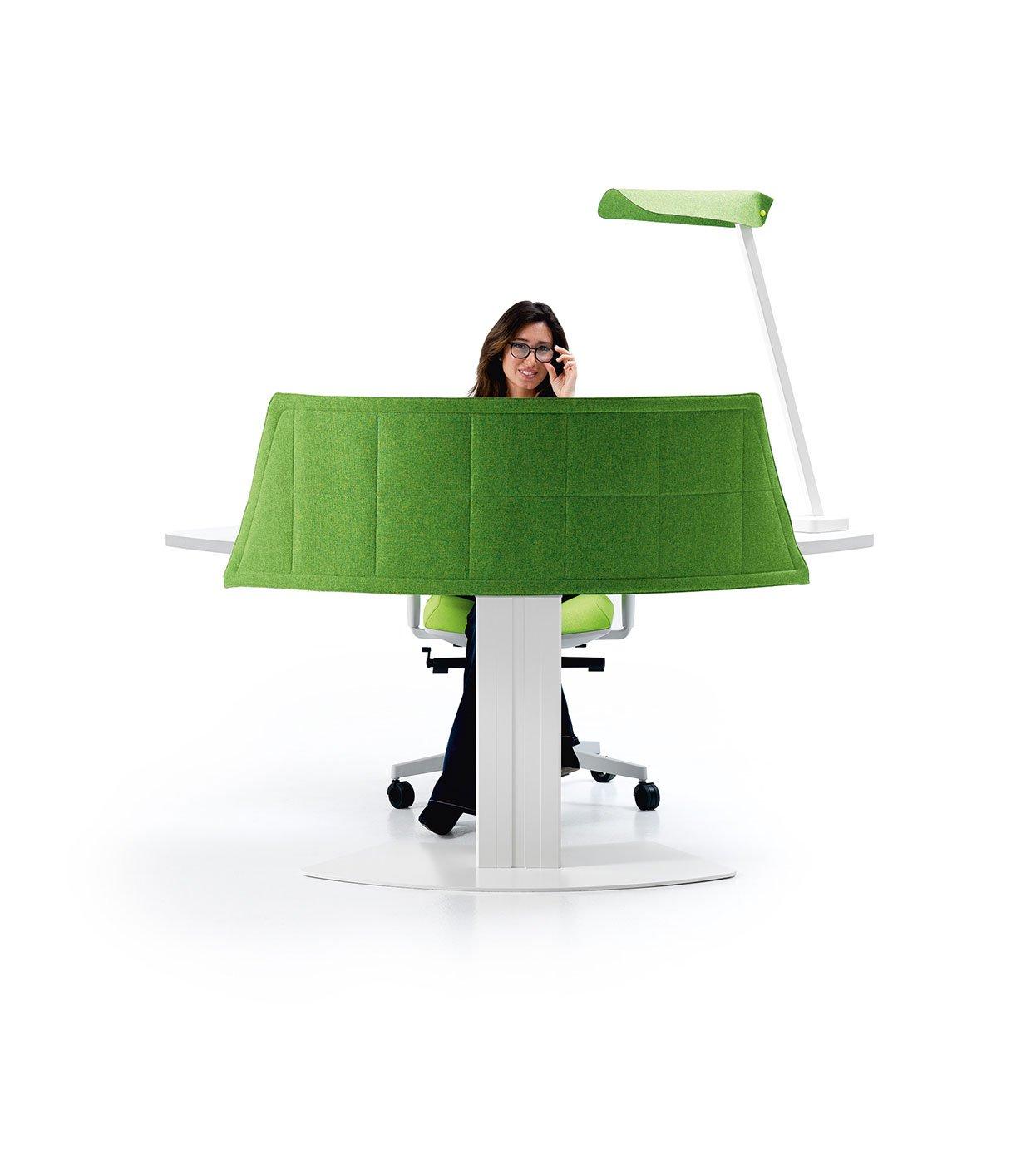 Fanny sat scrivania per ufficio arredamento per ufficio for Scrivania reception