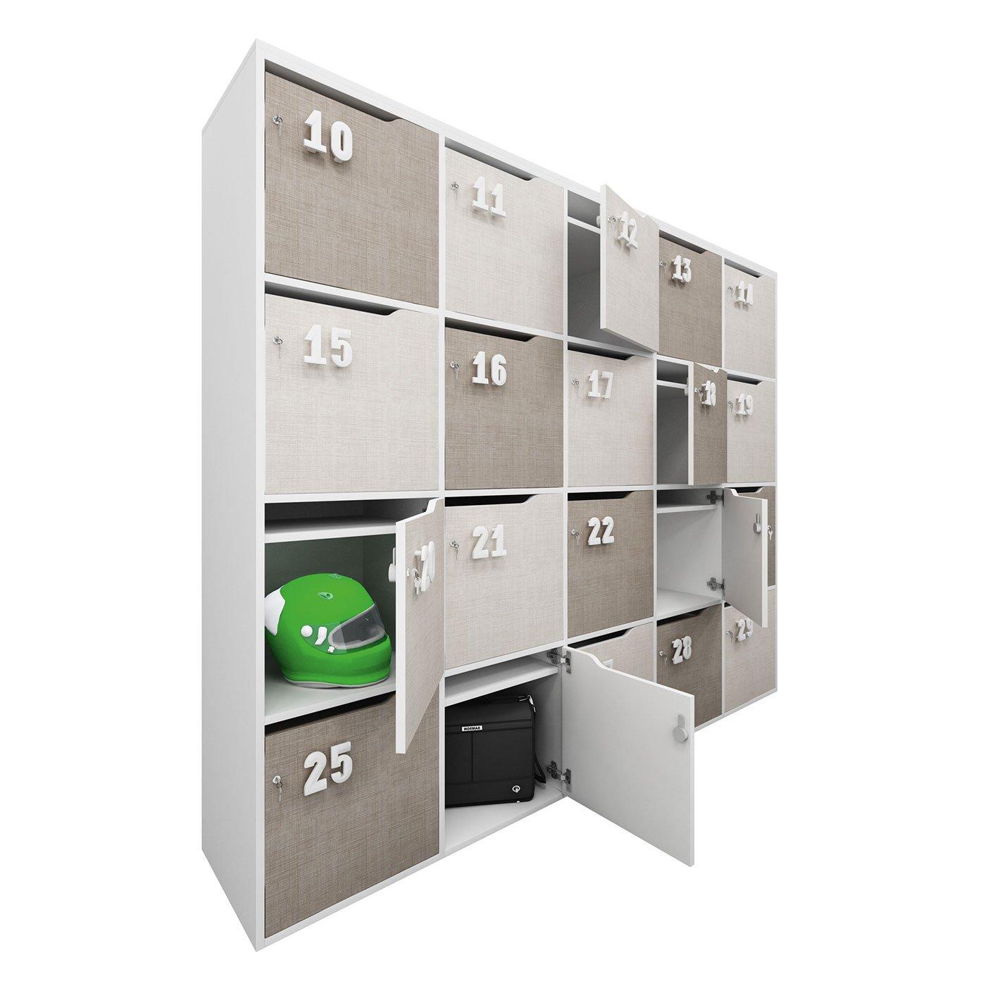 Pratik mobili operativi arredamento ufficio for Smart arredo