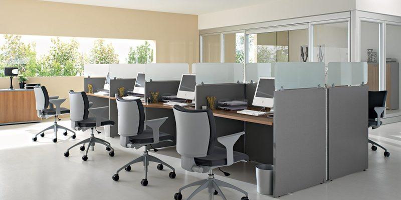 Mobili per ufficio Cuneo - Arredoufficio - Arredamento per ufficio
