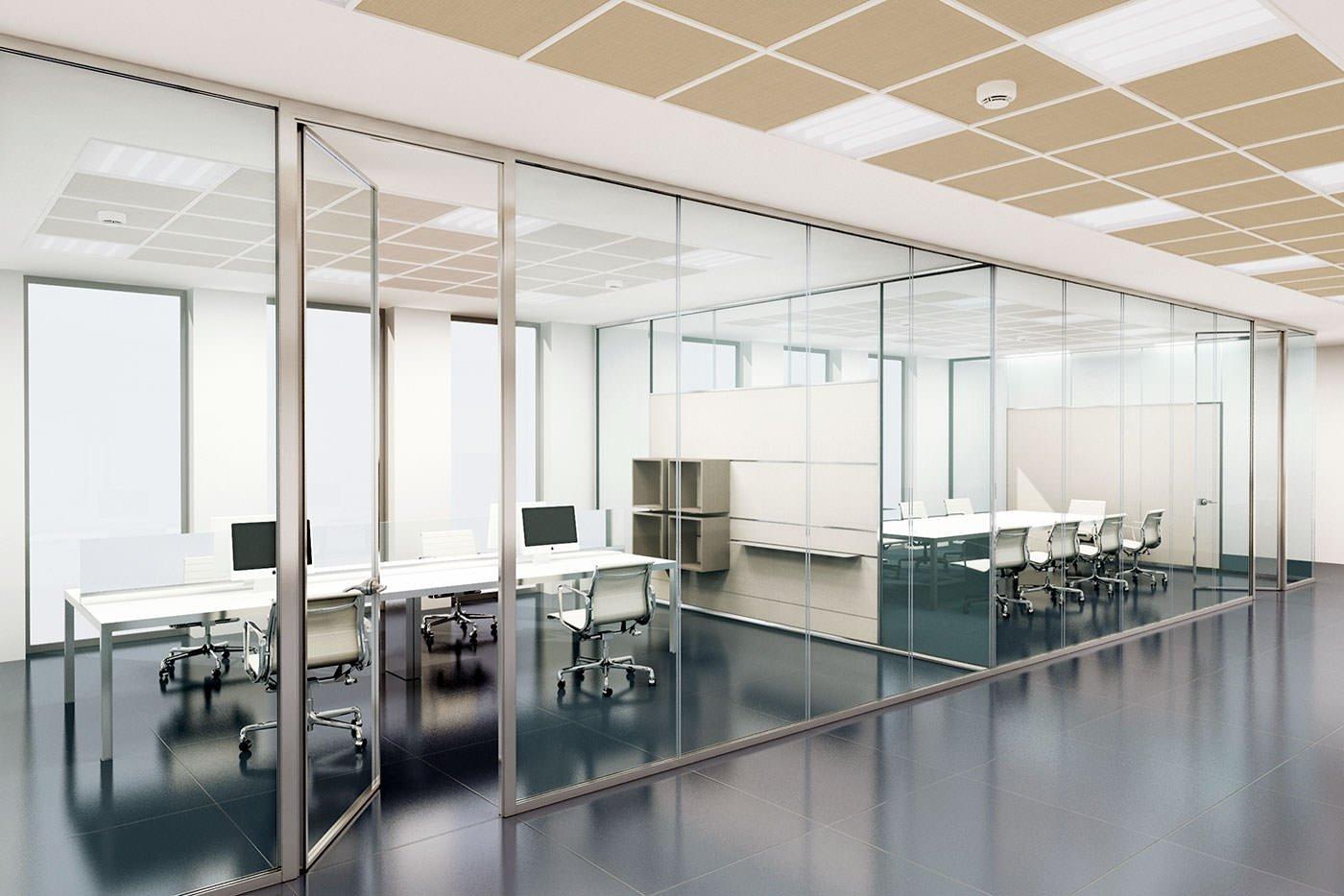 Pareti divisorie per ufficio arredoufficio arredamento for Arredamento per ufficio