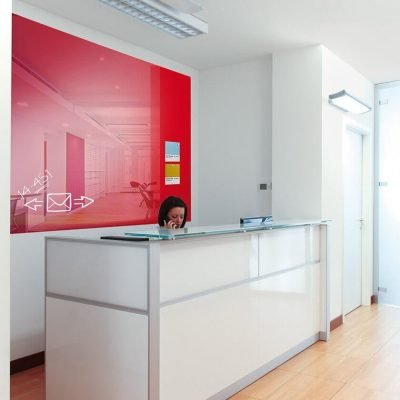 Lavagna magnetic glass accessori per l 39 ufficio for Accessori per ufficio design