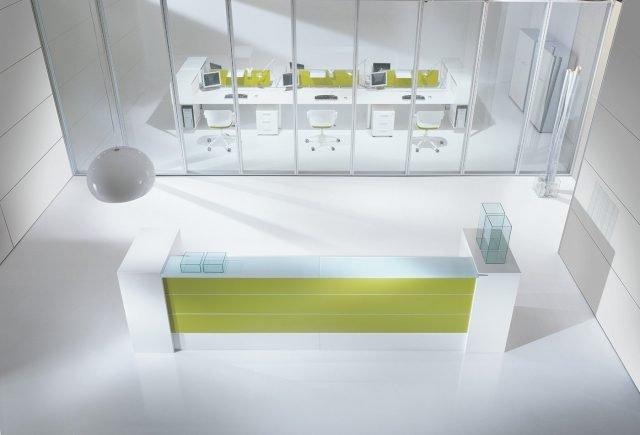 Arredamento per ufficio mobili per ufficio ancona for Mobili per reception