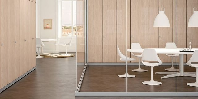 Box wall pareti divisorie e attrezzate per ufficio for Pareti per ufficio