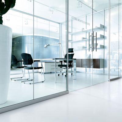 pareti mobili per ufficio