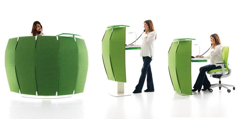 mobili per ufficio operativo