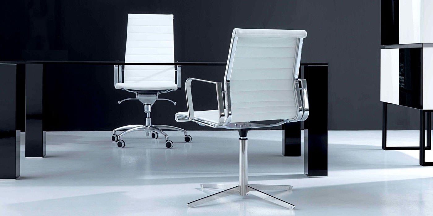 Sedie per ufficio sedute per ufficio arredoufficio for Sedute per ufficio