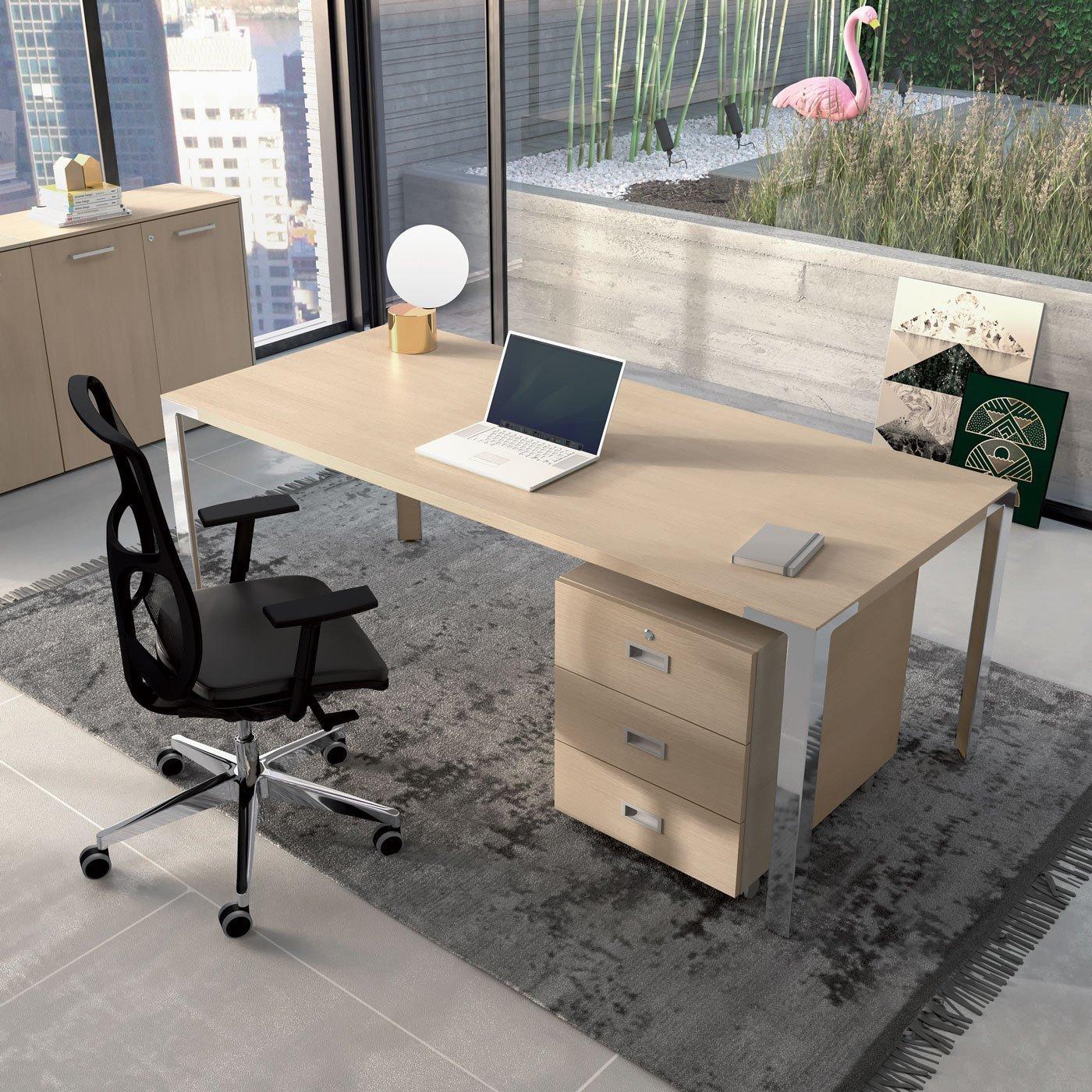 Arredamento per ufficio ring mobili direzionali for Scrivanie direzionali moderne
