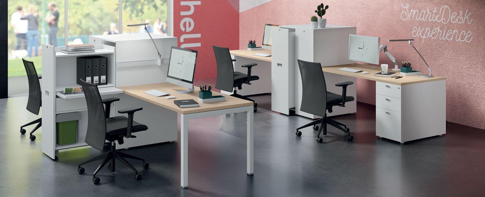 Square mobili operativi arredamento uffici mobili per ufficio - Arredo ufficio moderno ...